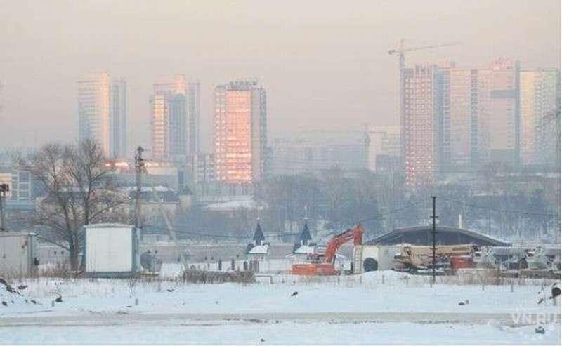 В Новосибирске началось строительство четвертого моста через Обь
