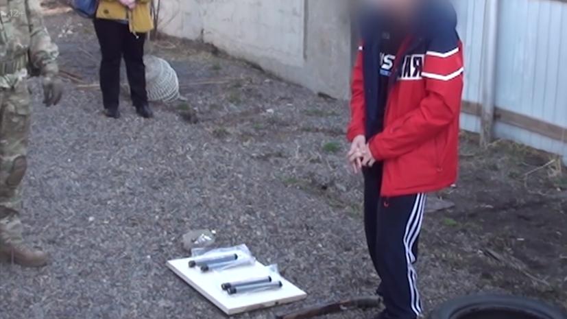 В Красноярске задержали подростка, готовившего нападение на школу