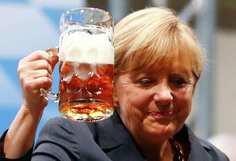 Отто фон Бисмарк - Ангеле Меркель. Передано ночным эфиром