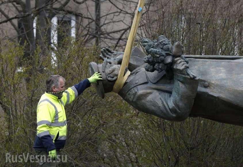 След США в деле о сносе памятника Коневу в Праге: чехи будут судиться с городской властью