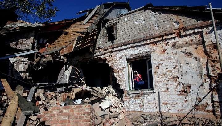Укрокаратели снова обстреливает Донецк из «Градов»