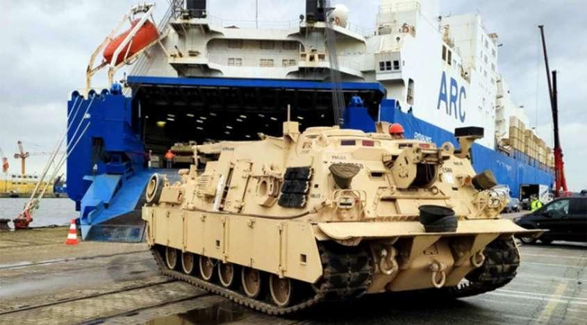 Коронавирус отгонит НАТО от границ России