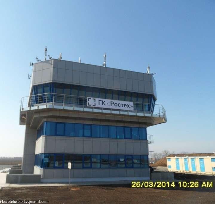 Завершены общестроительные работы на наземном испытательном комплексе корабельной авиации в Ейске