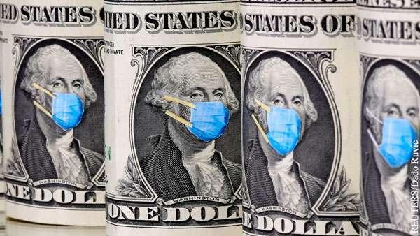 Коронавирус толкает американскую экономику в пропасть глобальной депрессии глобальной депрессии