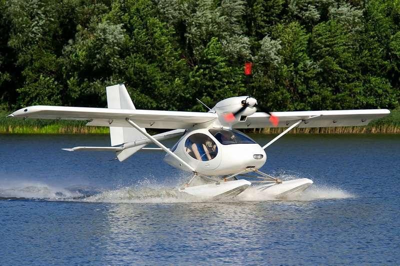 В России создали прототип электрического авиационного двигателя