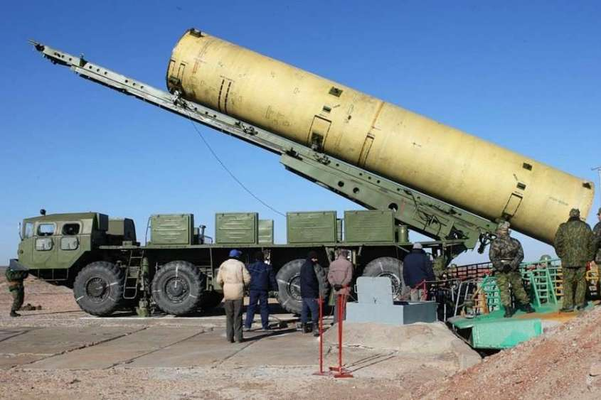 США недовольны тем, что Россия испытала противоспутниковую ракету А-235 «Нудоль»