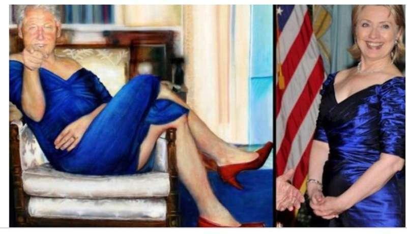 Билл Клинтон педофил. 27 раз летал в сексамолёте Эпштейна