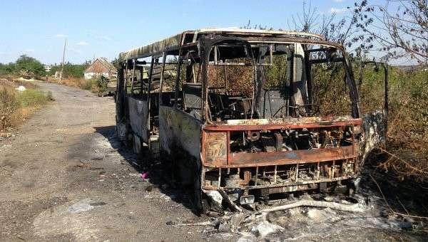 Автобусы ивано-франковских школьников не вернулись с войны