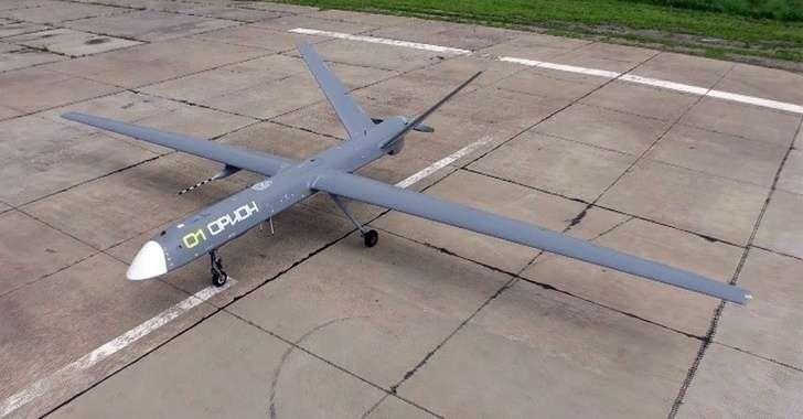 Минобороны подписало акт приёмки первого беспилотного комплекса «Орион» в составе трёх машин