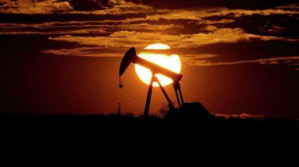 Добыча нефти в Техасе, США
