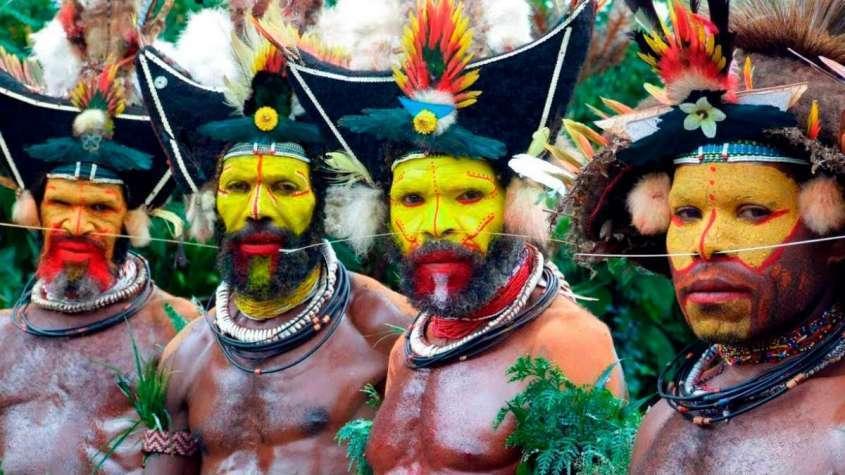 «Национальный» состав населения Мидгард-Земли миллион лет назад