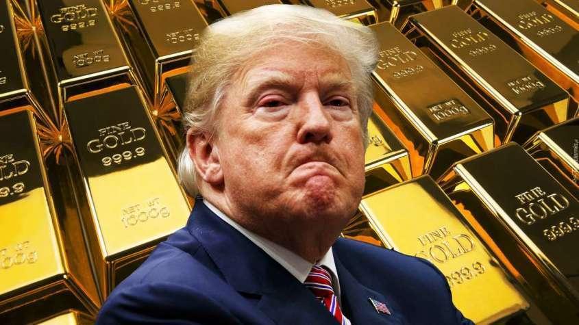 США зажали золото в хранилищах Федрезерва: шиш вам, а не золото
