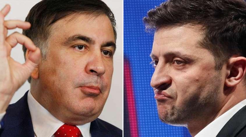 Международный преступник Саакашвили возвращается в правительство Украины