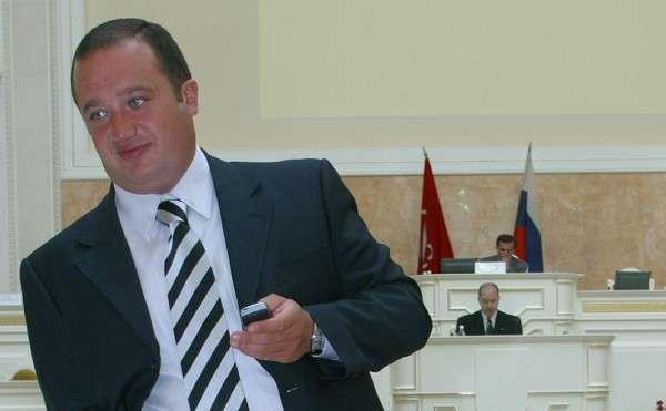Задержан еврейский бандит Волчек, экс-депутат Госдумы от ЛДПР