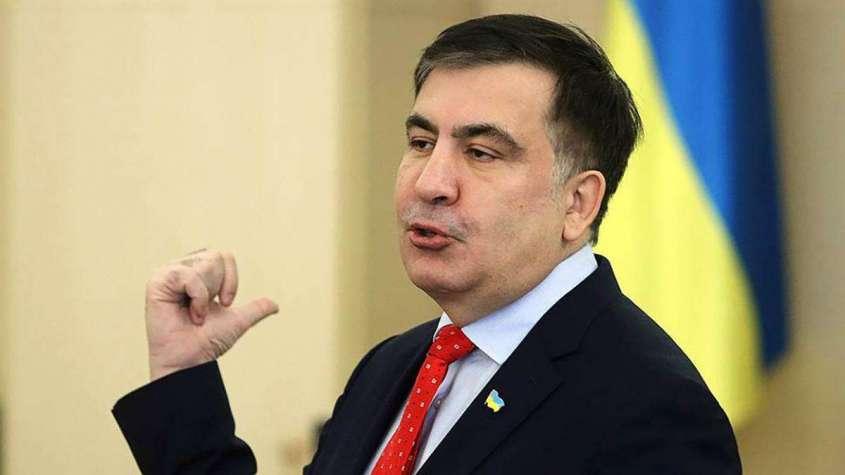 Что принесет Украине второе пришествие международного преступника Саакашвили?