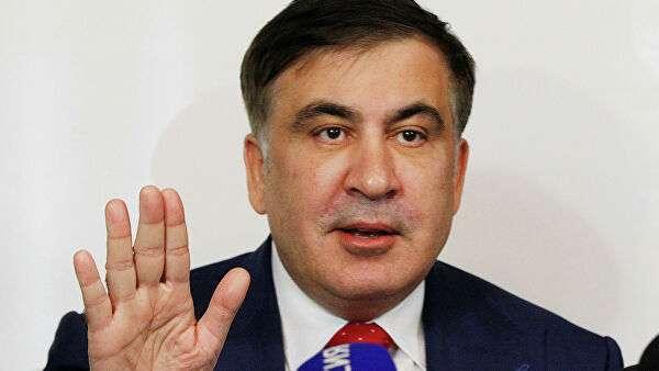 Бомж Саакашвили – лучшее, что есть у Запада для Украины