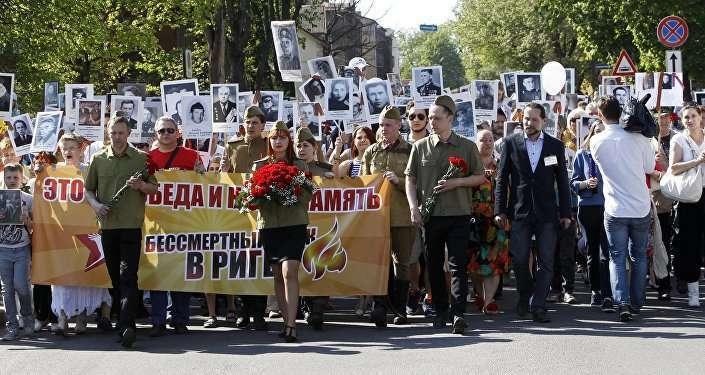Запрет Сейма Латвии носить советскую форму. Еврофашистские элиты