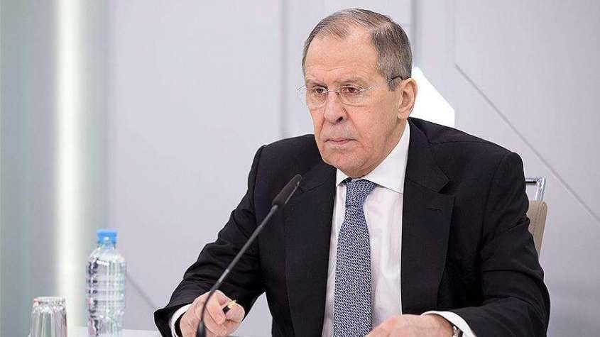 Сергей Лавров рассказал о запрете странам Европы получать помощь от России