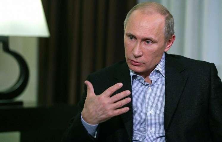 Интервью Путина в цитатах: «думки» о рейтинге, «бациллы» в стране, зачем «щучат» друзей