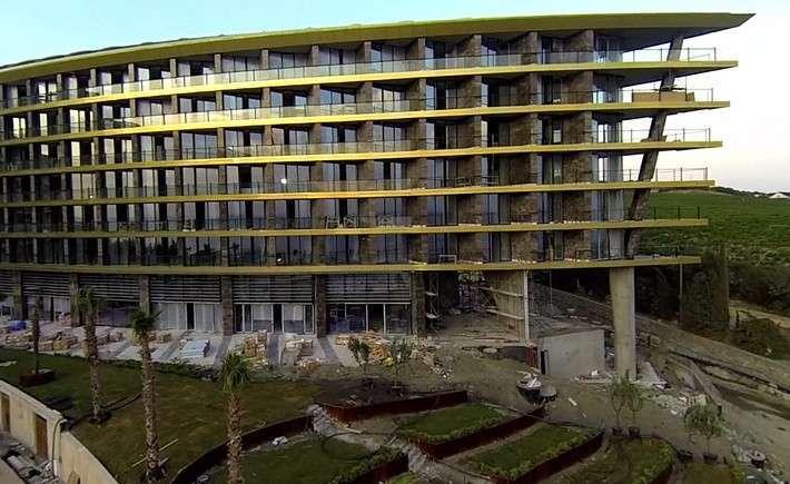 В Крыму открыт новый отель
