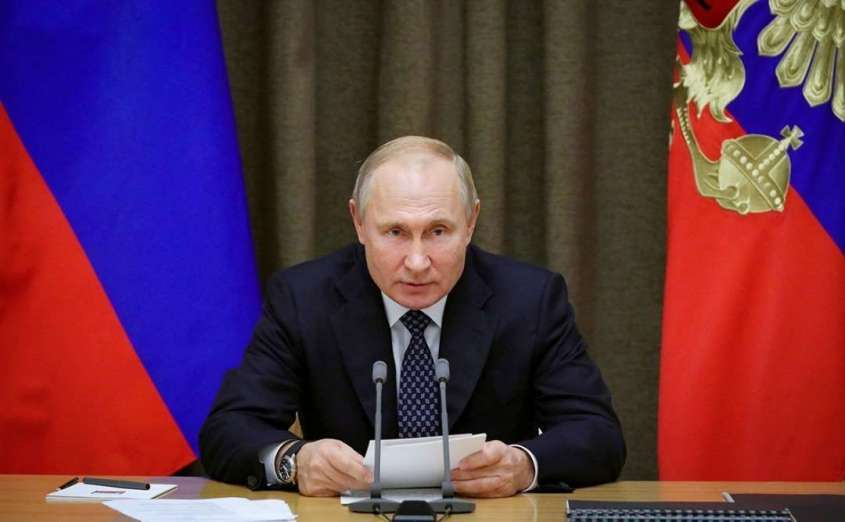 Песков анонсировал новое выступление Путина по ситуации с коронавирусом в России