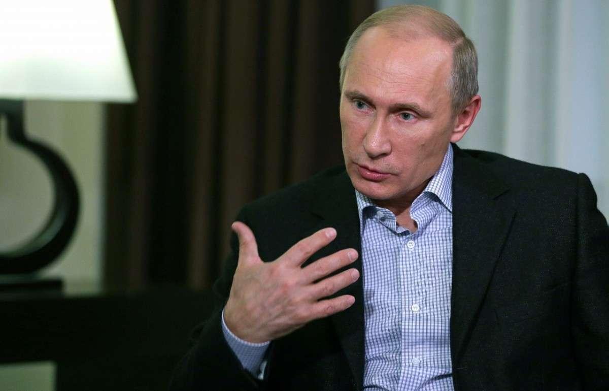 Владимир Путин: мы сильнее, потому что правы