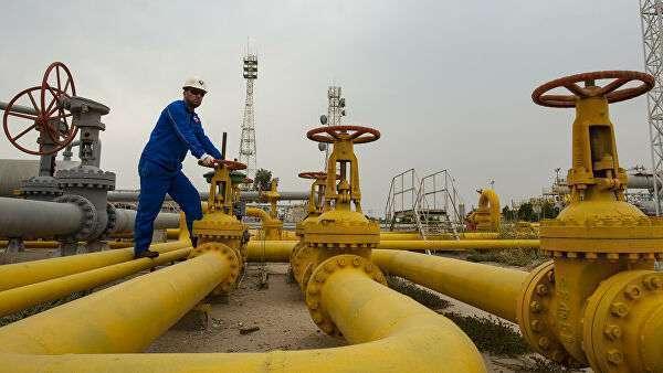 Месторождение природного газа к северу от Басры, Ирак