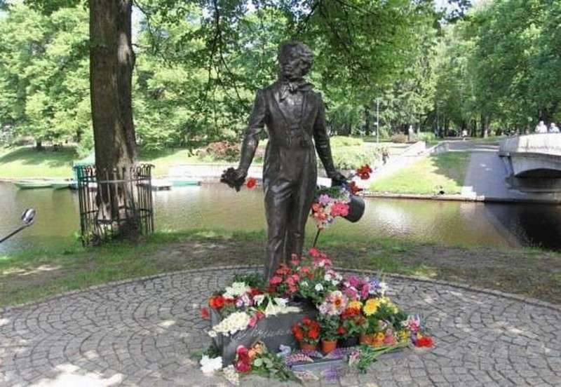 Почему Пушкин для Латвии – это