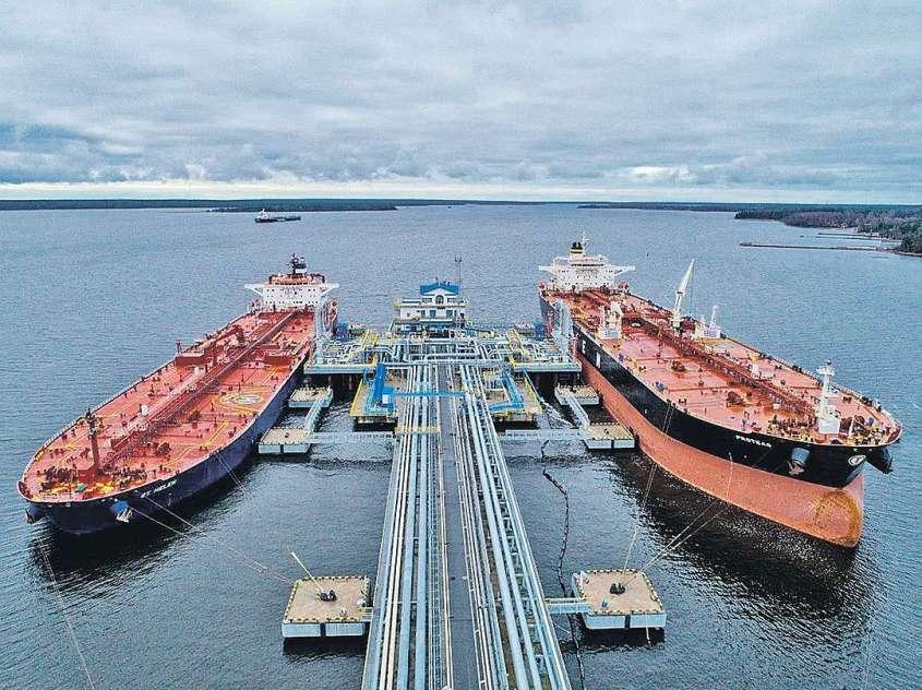 Китай увеличил импорт нефти из России и сократил поставки из Саудовской Аравии