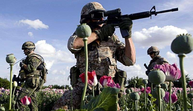 Причины бесконечных войн в Афганистане. Сергей Тармашев. «Иллюзия»