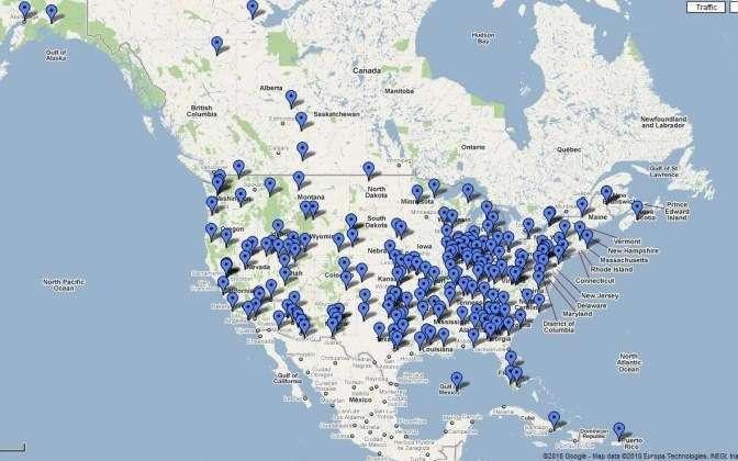 Поезда FEMA. В США города из пластиковых гробов пришли в движение