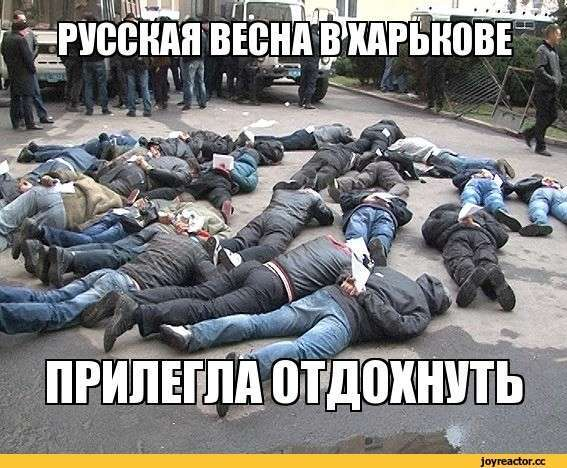 Кто же начал войну на Украине?