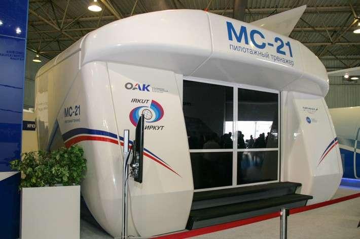 «Аэрофлот» начал готовить экипажи к полётам на МС-21