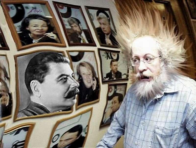 Донбасс и Южная Осетия возвращают России Сталина