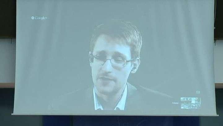 Эдвард Сноуден удостоен Штутгартской премии мира