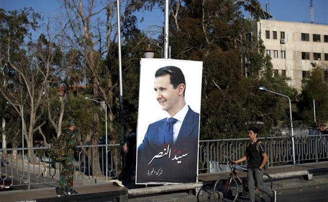 Власть Асада подрывает ссора с братом-миллиардером из-за России
