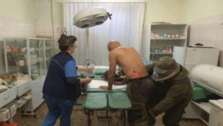 Под Донецком ранен британский журналист Грэм Филлипс