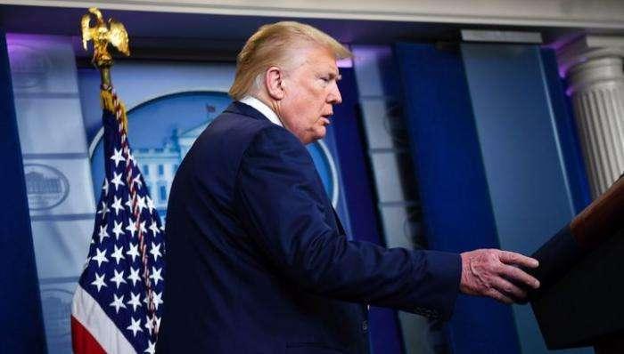 Выборы в США: «вирус из Китая», майданные технологии и обвал экономики. Что еще?