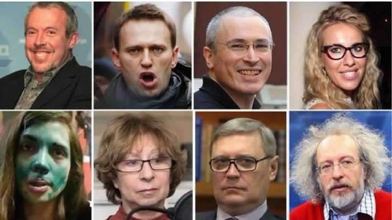 Либерализм в России не даёт победить пятую колонну Мирового Правительства