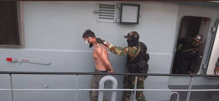 В Венесуэле поймали террористов – американских солдат неудачи