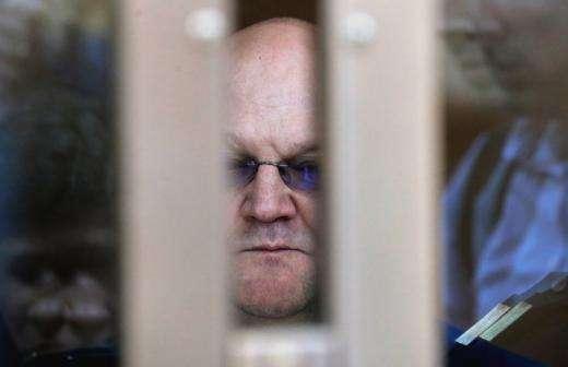 Получивший взятку от вора в законе Шакро офицер-антикоррупционер вышел на свободу