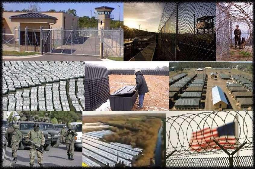 Вот и пришел звездный час концентрационных лагерей FEMA