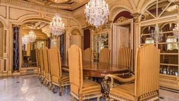 Невероятные богатые хоромы российских знаменитостей. Осторожно! Тред сильно бьет глазам