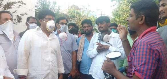 В Индии после аварии на химзаводе город накрыло облако ядовитого газа | Русская весна