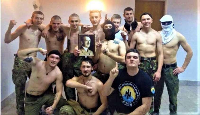 Киевское еврейство опять отправляет украинских нациков на бойню