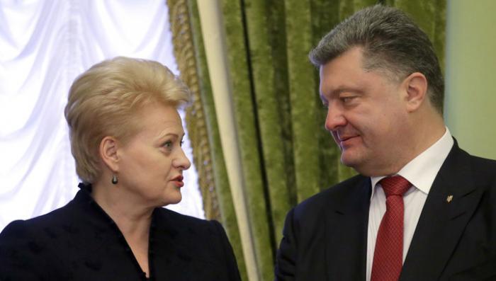 Литва готова подбросить дров в пылающий украинский костёр