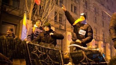 «Евромайдан»: как это было. Правда против лжи и вымысла. Часть 1