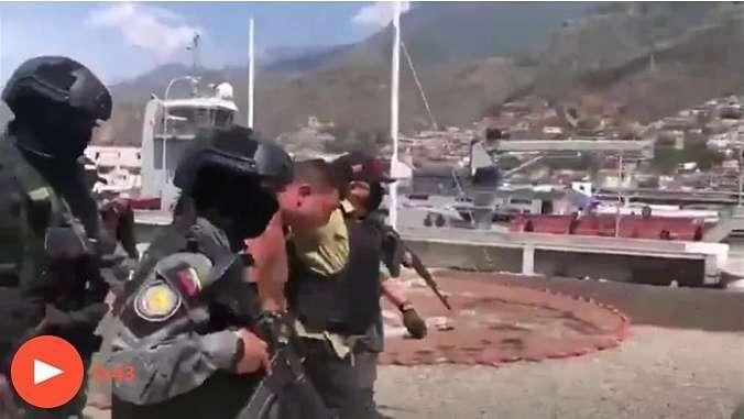 Фальшивый переворот в Венесуэле: ЦРУ подставляет Трампа