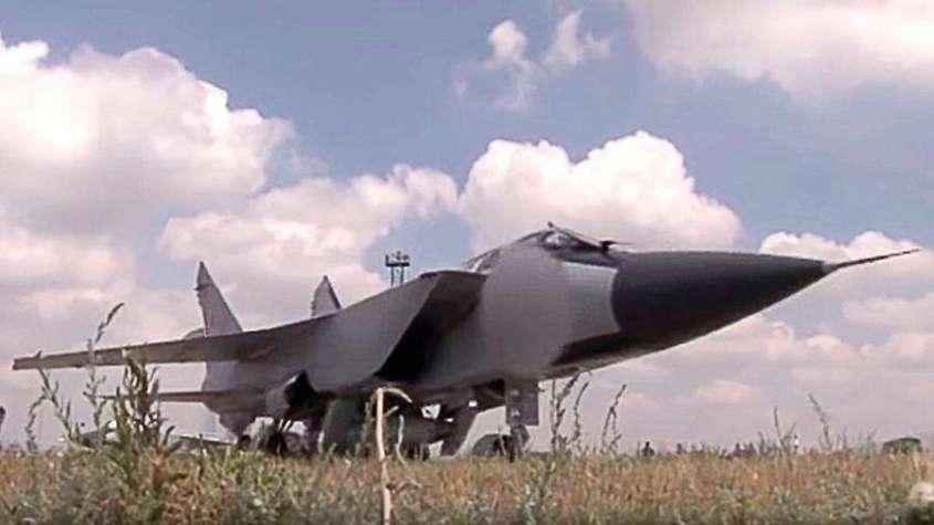 В Сибири появится полк с гиперзвуковыми ракетами «Кинжал»