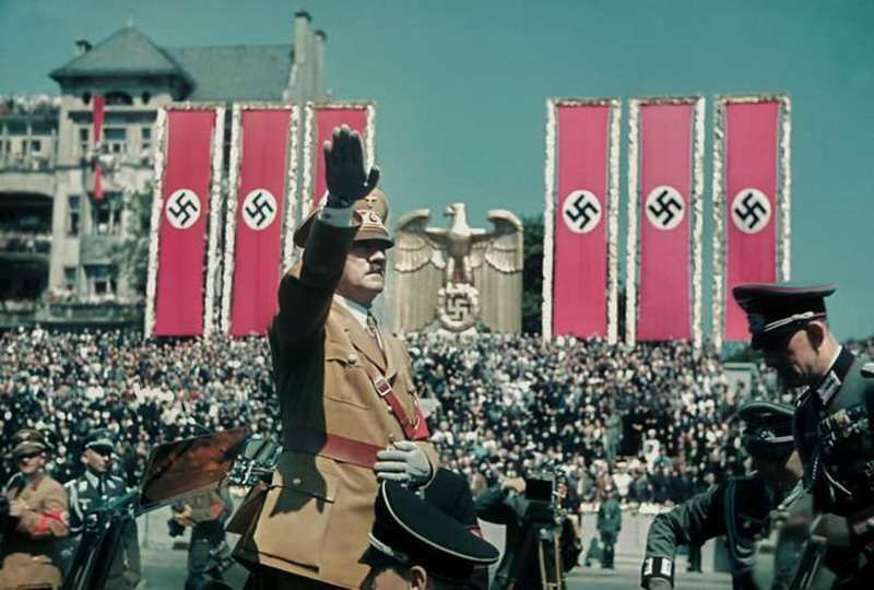 Гитлера финансировали Банк Англии и ФРС США